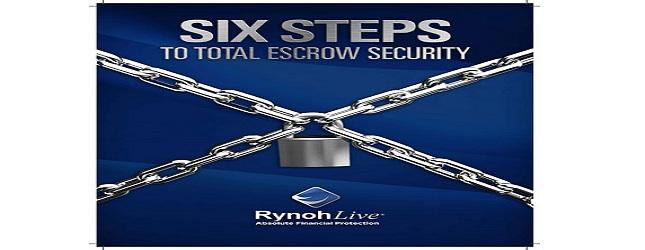 ALTA shares Rynoh's escrow security tips