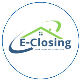 E-Closing Settlement Software Logo